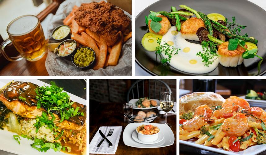 Seafood Dining Bucket List