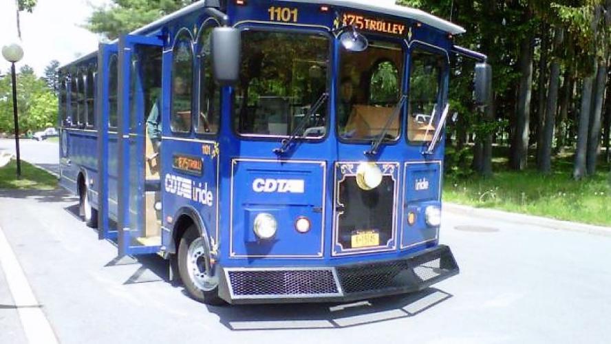 CDTA Summer Trolley