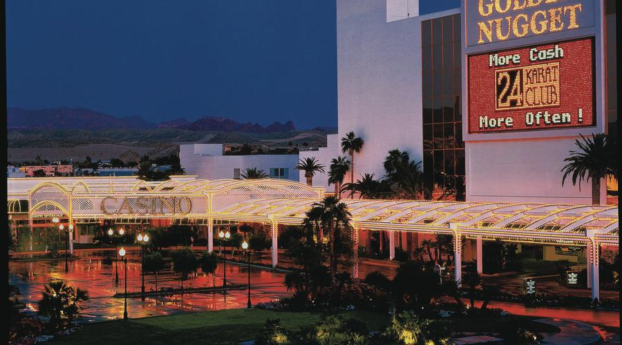 Laughlin Golden Nugget Hotel and Casino