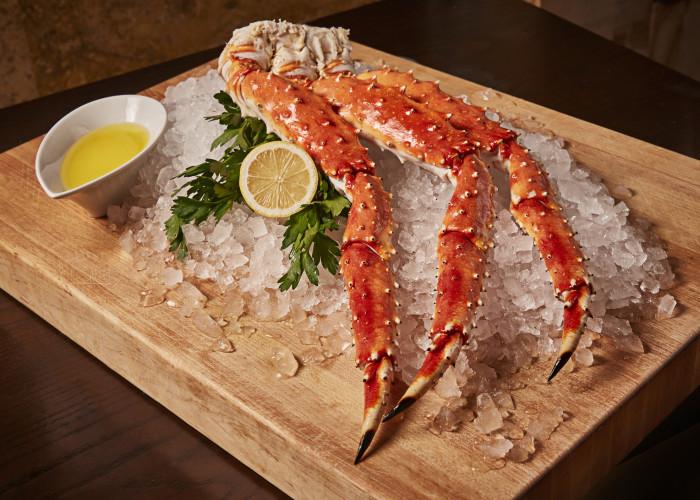 Council Oak Steaks & Seafood Alaskan King Crab