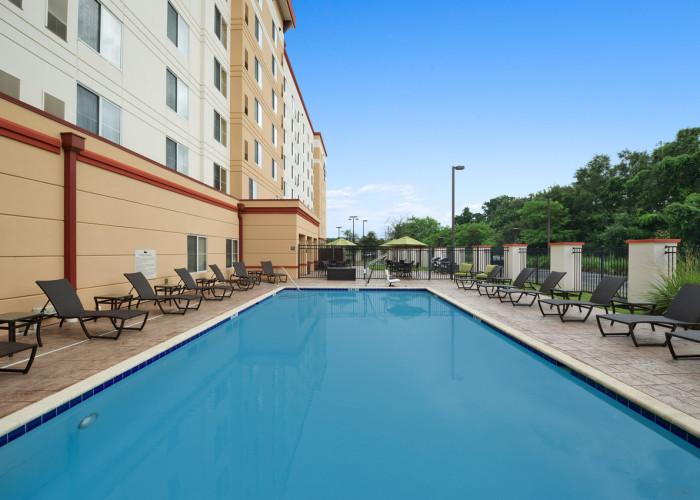 Homewood Suites Brandon FL Hotel Pool