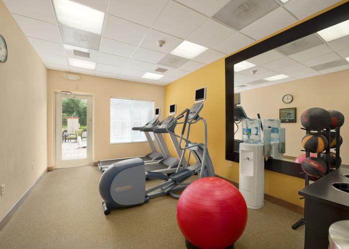 Homewood Suites Hotel in Brandon Fitness Center