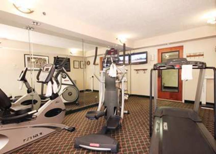 Hotels in Westshore Hampton Inn Tampa Airport Fitness Center.jpg