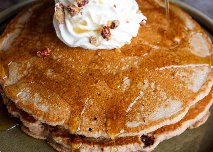 Fall Punkin Pancakes