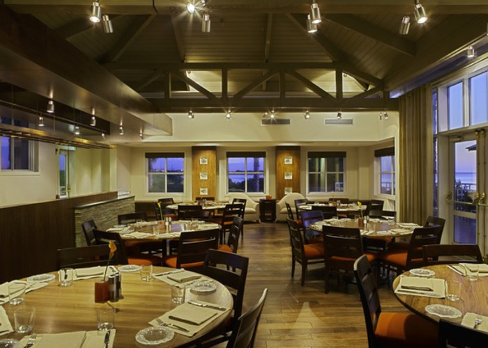 Private Dining Room at Oystercatchers