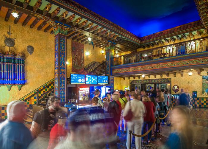 Tampa Theatre Lobby
