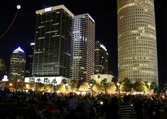 Gasparilla Music Festival 2014 Night