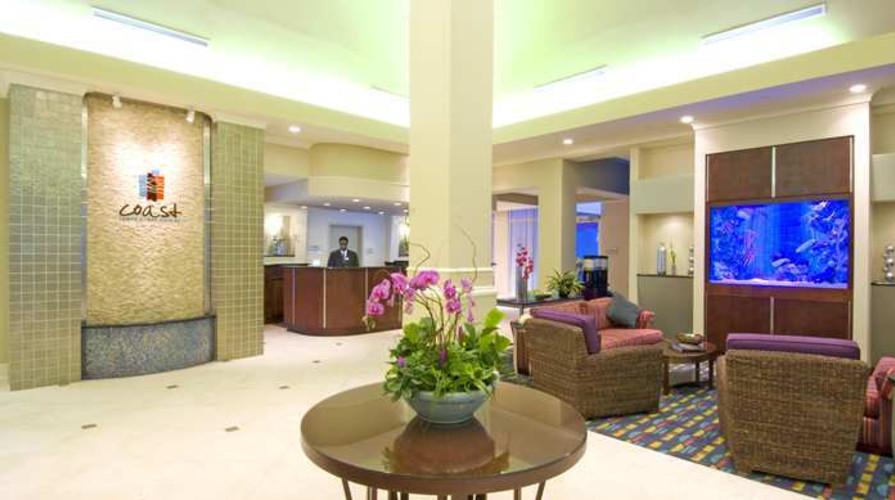 Hotels Tampa Airport Hilton Garden Inn Westshore Lobby.jpg
