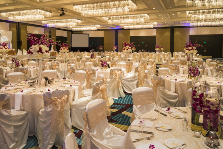 Wedding Banquet Hilton Tampa Downtown