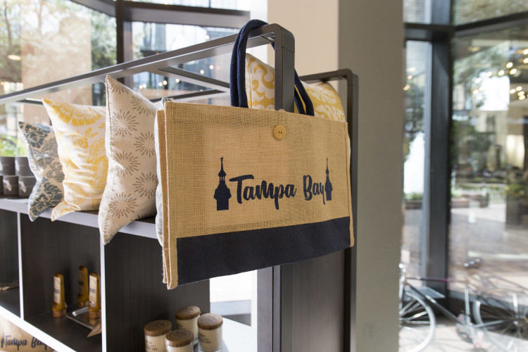 Unlock Tampa Bay Tote