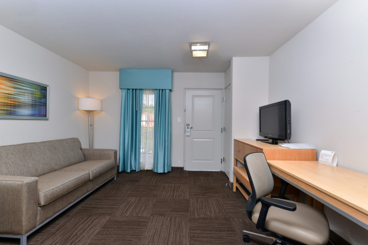 Suite Living Room Area view 2