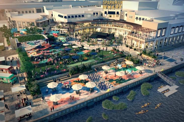 Sparkman Wharf