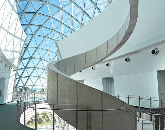 The Dali Museum Interior