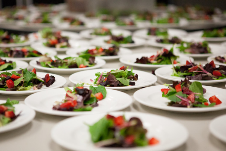 Plated for a Crowd