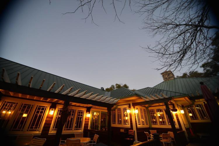 Olympic Tavern exterior