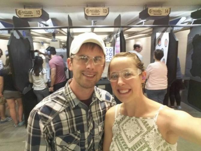 Range 54 Couple Blog