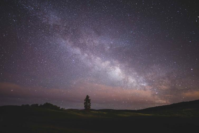 Predator Ridge Golf Course Milky Way