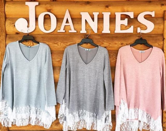 Find fun styles at Joanie's Corner inside Ward's Apparel in Mooresville.