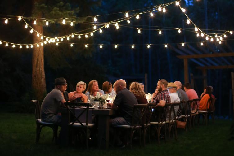 Caldwell Heritage Farm: Long Table Sourced Dinner by The Paisley Notebook