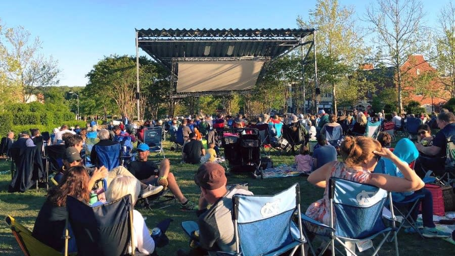 Concerts on the Green Southern Village