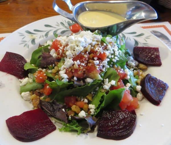 Mona Lisa Salad