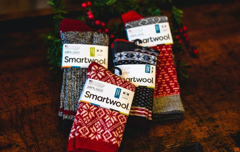 Denali Wool Socks