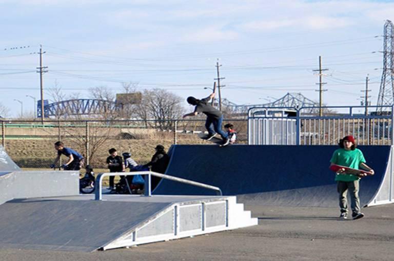 Mattano Park - Skate Park