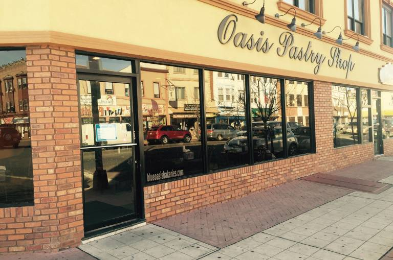 Oasis Pastry Shop