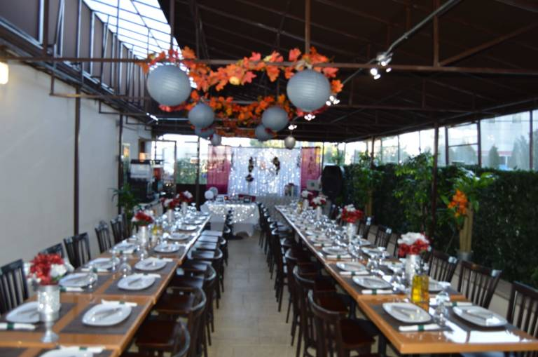 Place available for private events