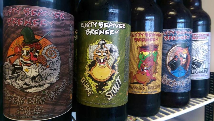 Rusty Beaver Brewery