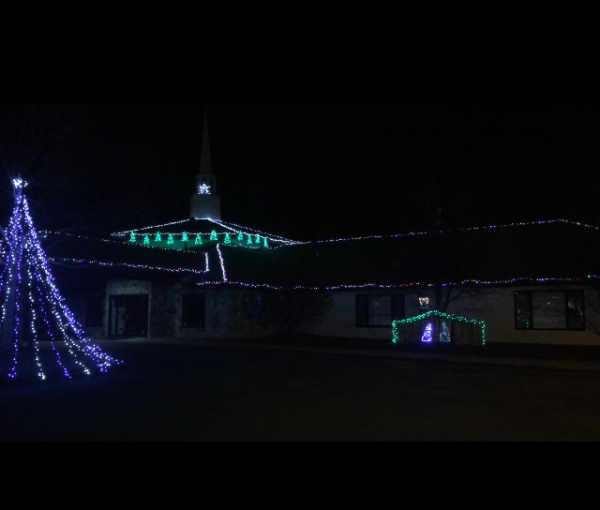 Best Christmas Lights Display - Coldwater Road