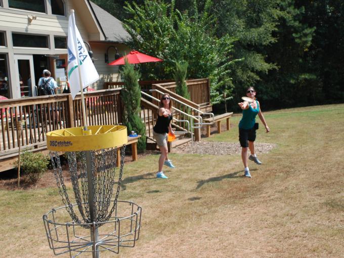 PDGA International Disc Golf Center