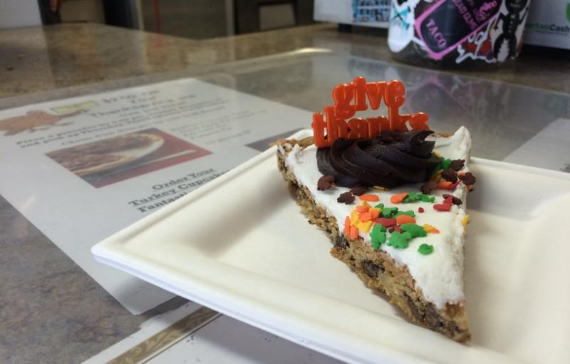 Sugar Shack Cookie cake