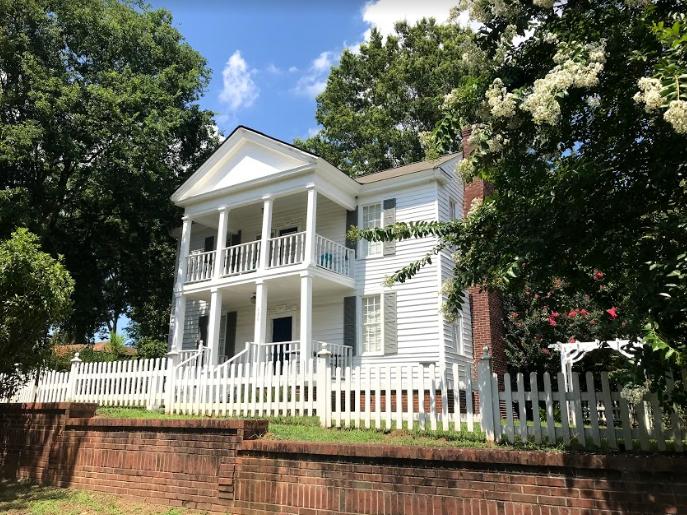 Blount-Parks-Mara-Williams House
