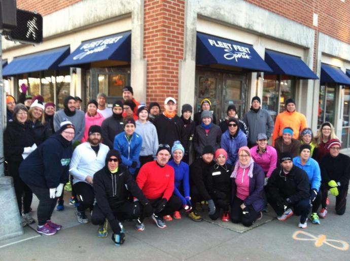 Fleet Feet Running Group