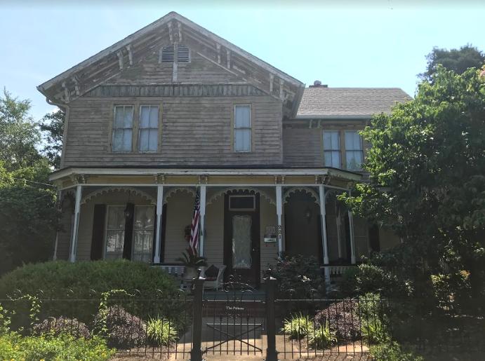 Case Flemister Woods Pelton House