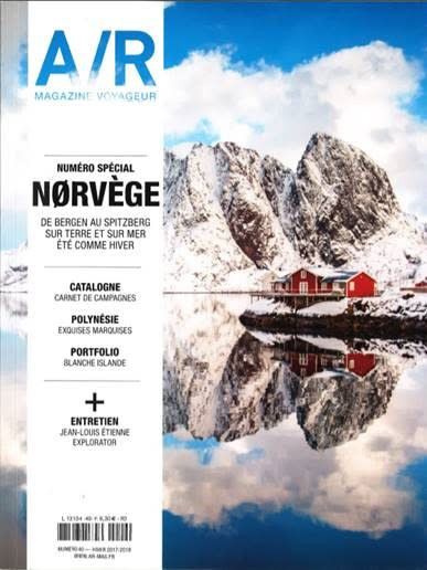 AR Norge spesial Frankrike magasin
