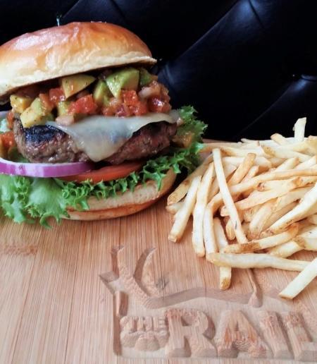 Rail Burger