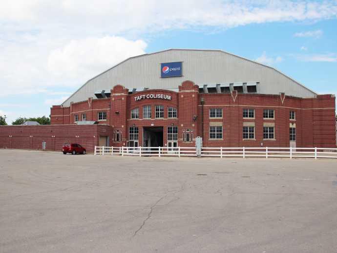 Taft Coliseum