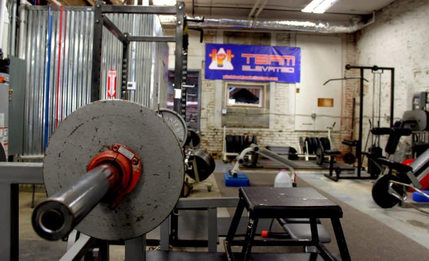 Team Elevated Gym