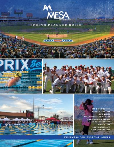 Sports Planner Guide - Cover