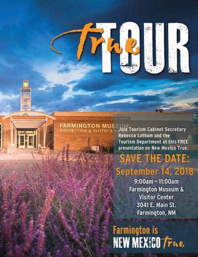 Farmington True Tour