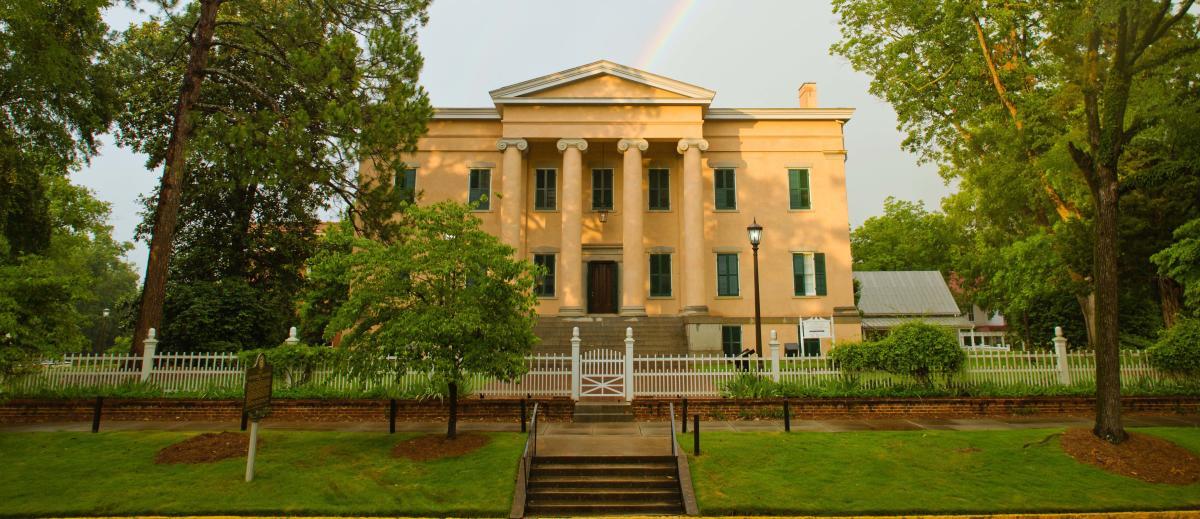 Governors Mansion Header