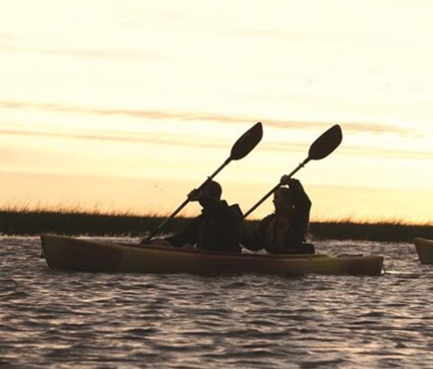 Grand River Kayak
