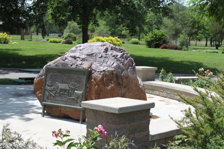Gage Park Rock