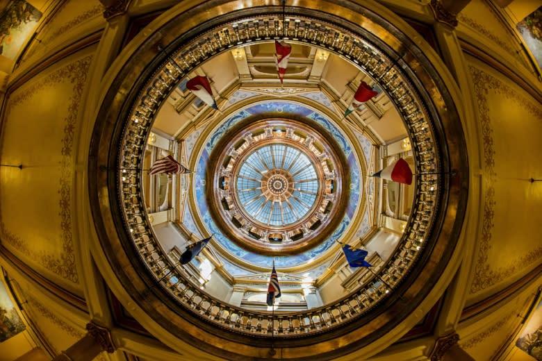 Copy of Interior dome