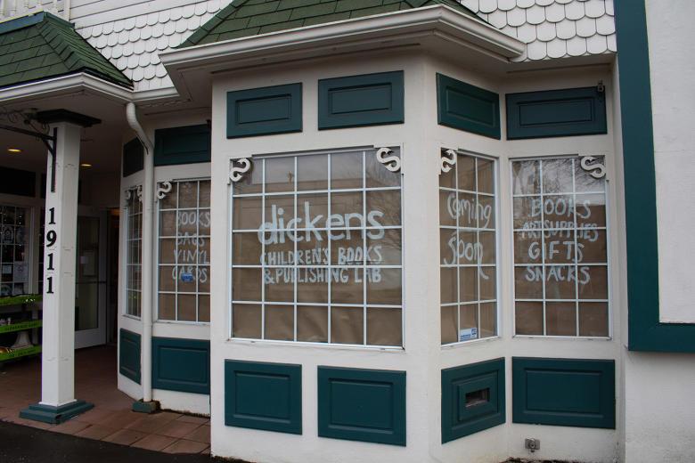 Dickens Childrens Bookstore