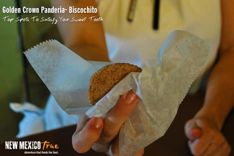 Biscochitos from Golden Crown Panderia; Albuquerque