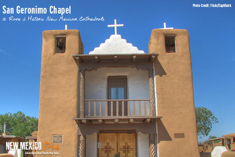12 Rare & Historic New Mexican Cathedrals