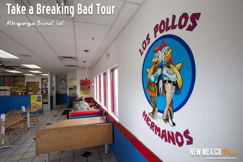 Breaking Bad Tour